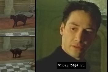Matrix De ja vu